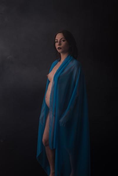 schwangere Schönheit 3